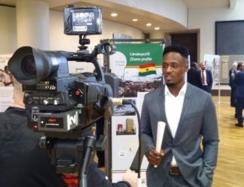 adminex Ghana invited by the Parliament of Northrhine Westfalia