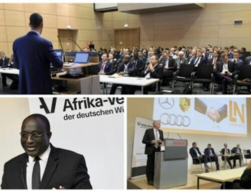 adminex has joined the 1st German-African Automotive Forum