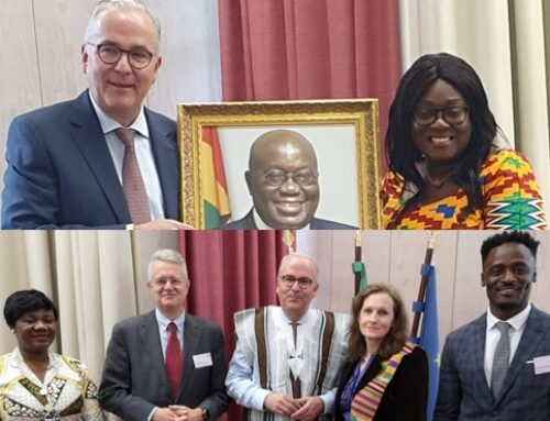 New Ghana Consulate in Dortmund